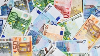 تصویر از افزایش نرخ رسمی یورو و پوند