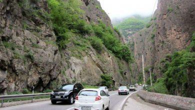 تصویر از دلار گران شد، مسافران به مازندران هجوم بردند
