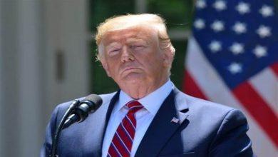تصویر از واکنش ترامپ به حمله مقاومت فلسطین به تلآویو و انتقاد او از بایدن