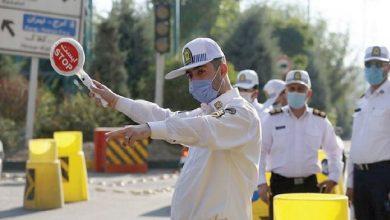 تصویر از اعمال قانون خودروهای غیربومی در شهرهای تهران و کرج آغاز شد