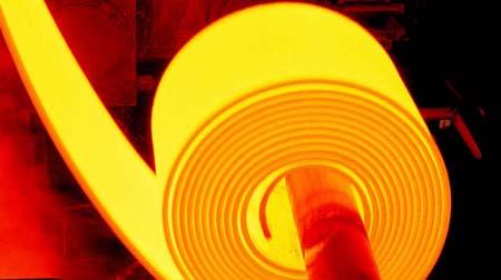 ورق گرم فولادی