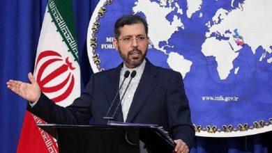 تصویر از خطیبزاده: طرح قطعنامه ضدایرانی در شورای حکام آژانس اتمی منتفی شد