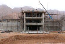 تصویر از پیشرفت ۵۰ درصدی بزرگترین کارخانه کنسانتره روی کشور