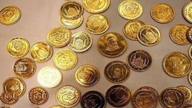 تصویر از کاهش ۱۱۰ هزار تومانی قیمت سکه در بازار ۲۴ فروردین ۱۴۰۰