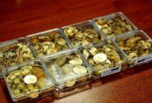 تصویر از نرخ سکه و طلا تغییر کرد؛ سکه ۱۰ میلیون و ۱۵۰ هزار تومان