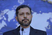 تصویر از سخنگوی وزارت خارجه: همهمی دانند عبور از خط قرمزهای ایران چه ریسکی دارد