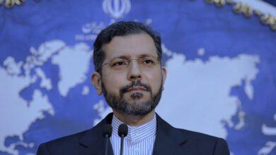 تصویر از خطیبزاده: بازگشت آمریکا به برجام نیازی به بدهبستان و مذاکره ندارد / ایران عمل را با عمل و اقدام را با اقدام پاسخ خواهد داد