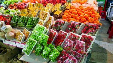 تصویر از وزارت صنعت: میوه های دپو شده برای دلالان بوده است