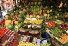 تصویر از قیمت انواع میوه و تره بار/ موز در عمده فروشی به مرز ۴۰ هزار تومان رسید