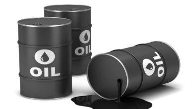 تصویر از قیمت جهانی نفت امروز ۱۳ اسفند ۹۹