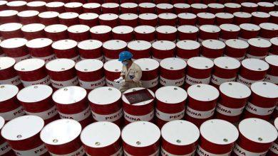 تصویر از قیمت جهانی نفت امروز ۹۹/۱۲/۱۲