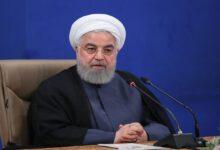 تصویر از رئیس جمهور: سردار سلیمانی یک قهرمان ملی و افتخار ملتهای مسلمان است
