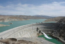 تصویر از سدهای کشور چقدر آب دارند؟