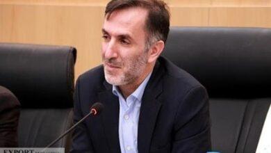تصویر از پیام رئیس کل سازمان توسعه تجارت ایران