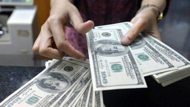 تصویر از صعود دلار به کانال جدید