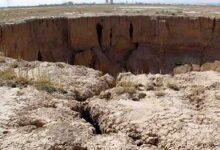 تصویر از مدیرکل زمینشناسی و اکتشافاتمعدنی اصفهان: خطر فرونشست زمین در مسیر خط آهن تهران-بندرعباس جدی است