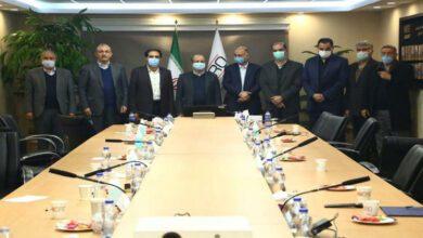 تصویر از با برگزاری مراسم تودیع و معارفه در سازمان ایمیدرو؛ ️مهندس ایمان عتیقی، رسما مدیرعامل گلگهر شد