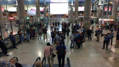 تصویر از فرودگاههای تهران در روز تحلیف ریاستجمهوری بسته میشود