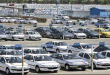 تصویر از قیمت روز خودروهای داخلی و خارجی امروز ۱۲ اسفند ۹۹ +جدول
