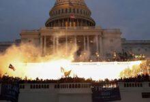 تصویر از آغاز رسمی فرآیند استیضاح ترامپ در کنگره آمریکا