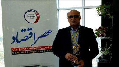 تصویر از مدیرعامل شرکت سیمان خوزستان: افزایش هزینه های بنادر سود آوری شرکت های سیمانی را کاهش داده است +فیلم