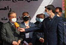 تصویر از وزیر صمت در جمع خبرنگاران در نمایشگاه بین المللی تهران: اکتشافات جدید، منابع معدنی را به ۶۰ میلیارد تن خواهد رساند/ تعهدات دو خودرو ساز به خوبی در حال عملی شدن است