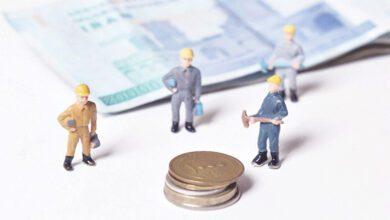 تصویر از آغاز فصل دستمزد