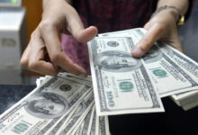 تصویر از نرخ دلار وارد کانال ۲۱ هزار تومان شد