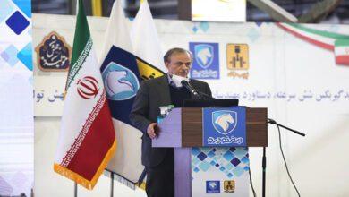 تصویر از وزیر صنعت، معدن و تجارت اعلام کرد: آغاز تولید انبوه گیربکس ۶ سرعته، نشانگر خودباوری جوانان توانمند ایرانی و استفاده بهینه از فرصت تحریم ها است
