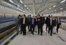 تصویر از رئیس هیات عامل ایدرو: واحد بافندگی کارخانه بافت بلوچ ایرانشهر سال آینده راه اندازی می شود