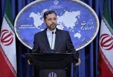 تصویر از خطیب زاده: سند همکاریهای ۲۵ ساله ایران و چین فردا امضا میشود