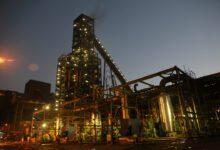 تصویر از ثبت نخستین رکورد تولید چادرملو در سال جدید