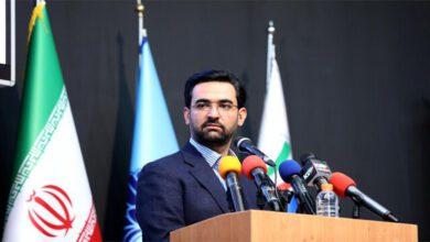 تصویر از وزیر ارتباطات: همکاری ایران و چین به محدودیت اینترنت منجر نمیشود