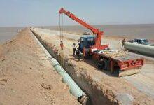 تصویر از گزارش شاتا از رهآوردهای پروژه انتقال آب خلیج فارس؛حیات در رگ های مرکز و شرق کشور/ راهبری وزارت صمت و سرمایه گذاری شرکتهای بزرگ معدنی