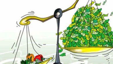 تصویر از نرخ تورم سال ۹۹ اعلام شد:۳۶.۴درصد