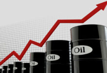 تصویر از افزایش ملایم قیمت نفت در بازار جهانی