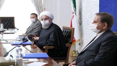 تصویر از روحانی: بخشی از درآمد دولت از کالاهایی که رسمی وارد می شود، به مرزنشینان اختصاص یابد
