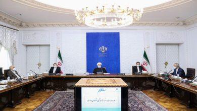 تصویر از روحانی: قاچاق کالا امری زیان بار برای اقتصاد و تجارت سالم و شفاف است