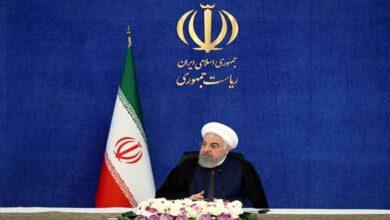 تصویر از روحانی: اتکای به نفت و میعانات در بودجه سال ۹۹ تنها ۲درصد بود