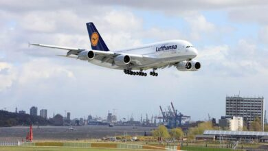 تصویر از رئیس سازمان هواپیمایی خبر داد: بازگشت لوفتهانزا به آسمان ایران تا دو هفته دیگر