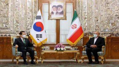 تصویر از قالیباف در دیدار نخست وزیر کره جنوبی: پولهای بلوکه ایران آزاد شود/ انتظار ما از کره جنوبی برآورده نشد