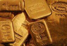 تصویر از افت دلار قیمت جهانی طلا را بالا برد