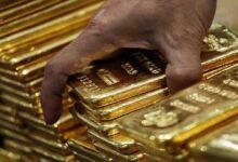 تصویر از قیمت جهانی طلا افت کرد / هر اونس ۱۷۳۷ دلار