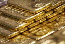 تصویر از قیمت جهانی طلا سقوط کرد