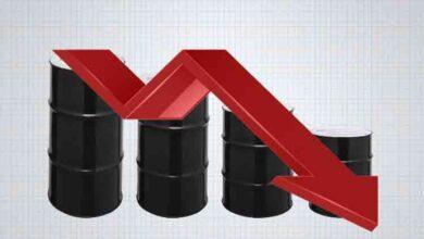 تصویر از قیمت نفت خام در معاملات امروز سقوط کرد
