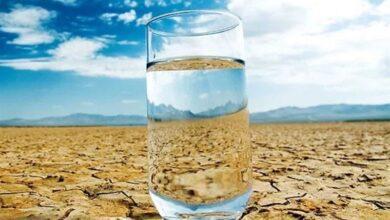 تصویر از چالش آب در چاه مدیریت