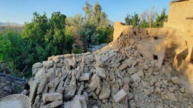 تصویر از اعلام خسارتهای زلزله ۵.۵ ریشتری سنخواست