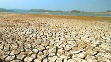 تصویر از وضع نگران کننده منابع آب زیرزمینی ایران