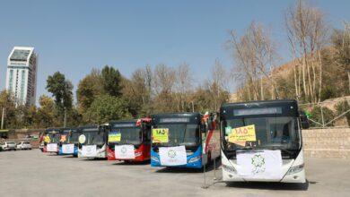 تصویر از از سرگیری فعالیت عادی اتوبوسهای شیراز با رانندگان واکسینه نشده