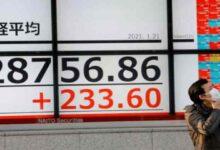 تصویر از بازارهای سهام آسیا اقیانوسیه نوسان کردند